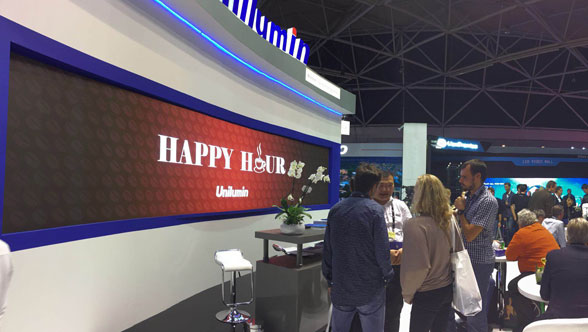 Unilumin—A Complete Success at the 49th IBC